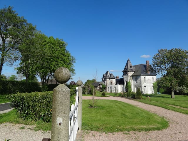 Beautifully restored Manor - La Roque-Baignard - Huis