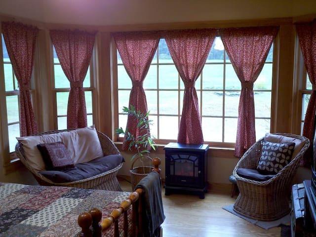 Adventure & Relaxation - Maple Room - East Burke - Casa