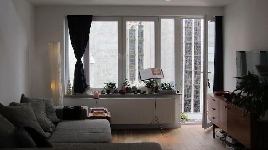 Charming Studio 50 Sq. m - terrace - Ixelles