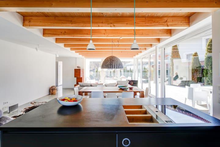 Amazing flat - Berg - Casa