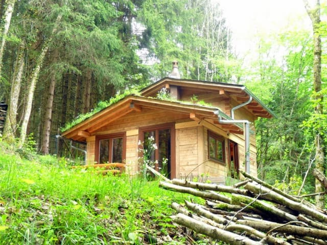 Romantic log house Vosges - Ternuay-Melay-et-Saint-Hilaire - Kulübe