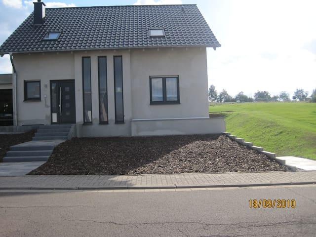 Ferienwohnug -Fam. Perkow - Illingen - Lägenhet