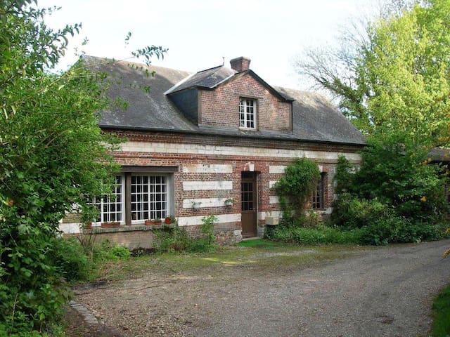 Cottage 1 in the heart of Normandy - Touffreville-la-Corbeline - Casa