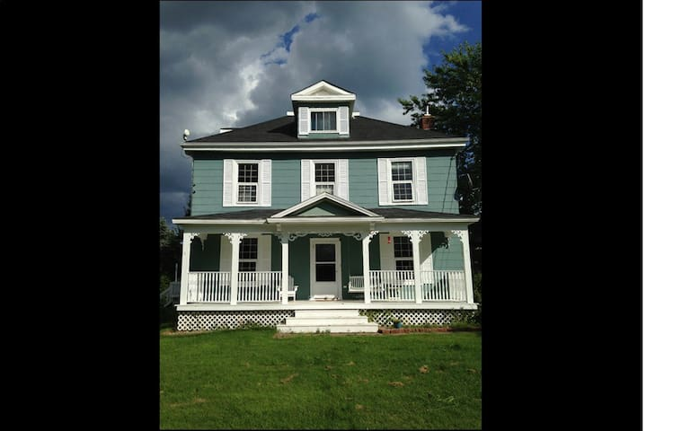 Tidnish River House - Amherst
