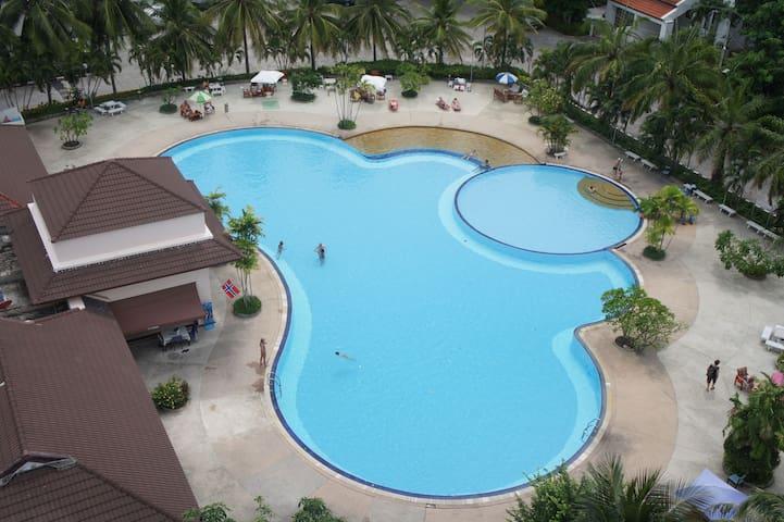 Budget Studio - FREE Electric/Wi-Fi - Pattaya - Lägenhet