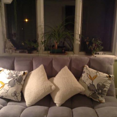 Beautiful & Relaxing Green Room - West Babylon - Casa