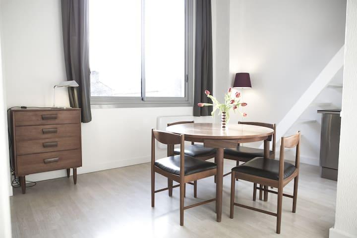 Large sunny loft  - Parijs - Appartement