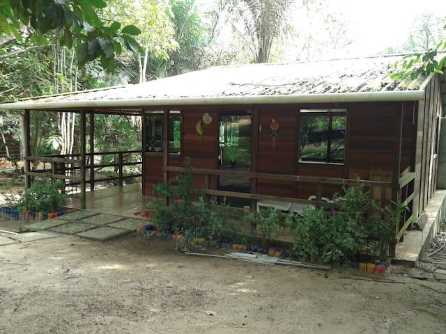 Amazon Hostel, Sitio Pousada_4 - Iranduba