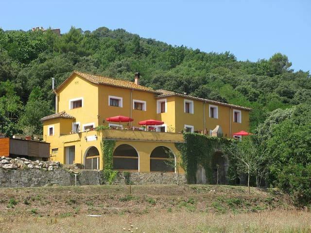 holiday apartment close to Besalu - Sant-Ferriol - Appartement