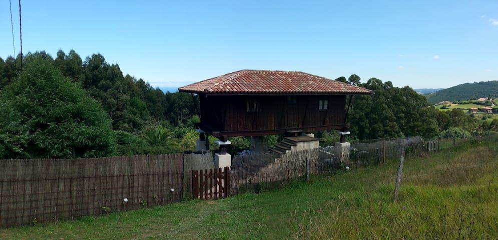La Panera de Santa Olaya - Somado - Stuga
