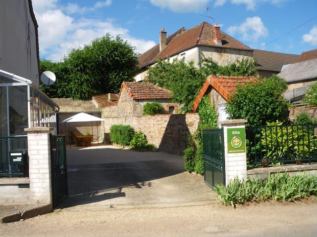 Gite près de BEAUNE 8 personnes  - Sampigny-lès-Maranges - Haus