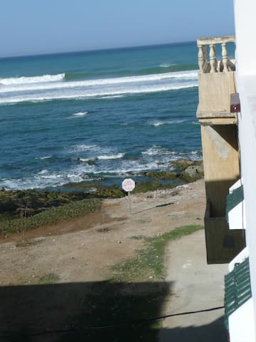 Oceanside House Asilah, Morocco - Asila - Apartament