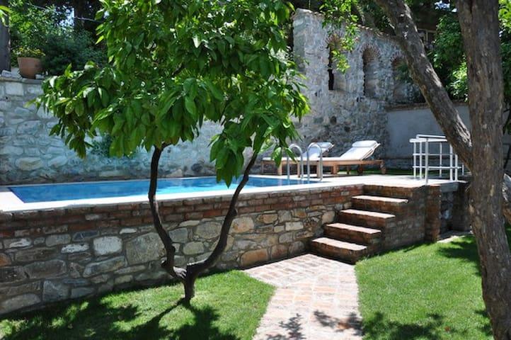 Goldsmith House Oustanding beautiful property - Selçuk - Hus
