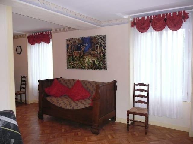 Appartement CHATEAUX DE LA LOIRE - Cellettes - Apartamento