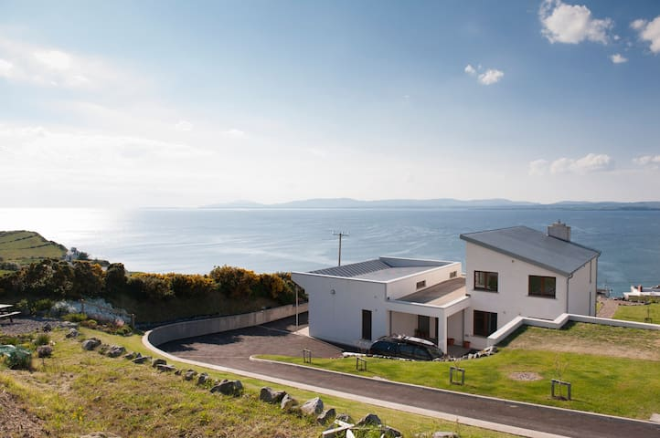 Best House & Views in Donegal! - Rossnowlagh - Hus