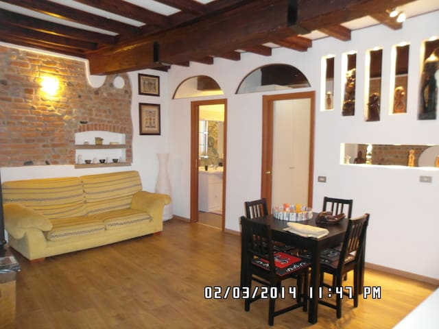 AC FLAT 16MIN TO MILAN'S CENTER - Pioltello - Departamento