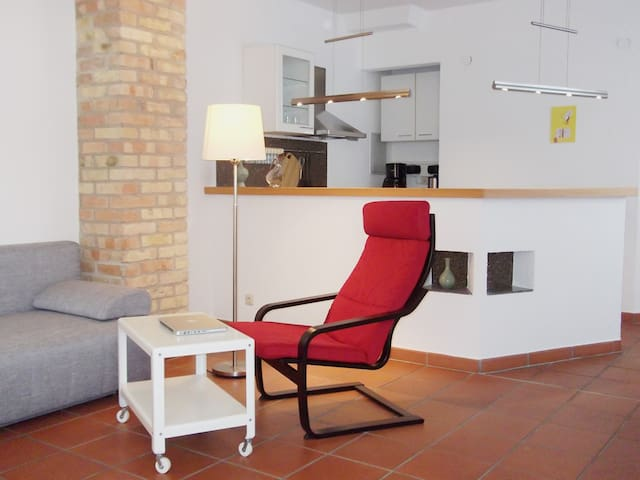 Holiday Apartment Memphis - Radolfzell - Appartement