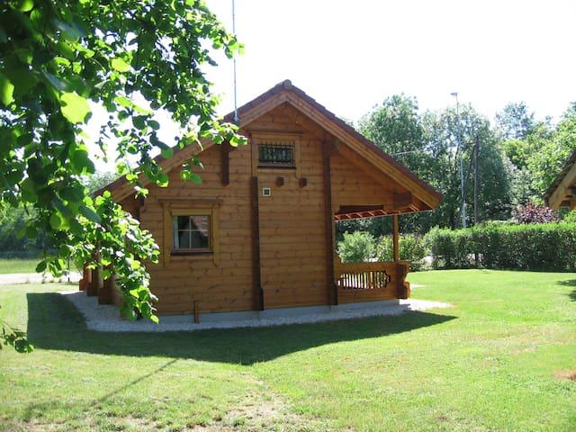 Chalet traditionnel  - Dienville - Chalé