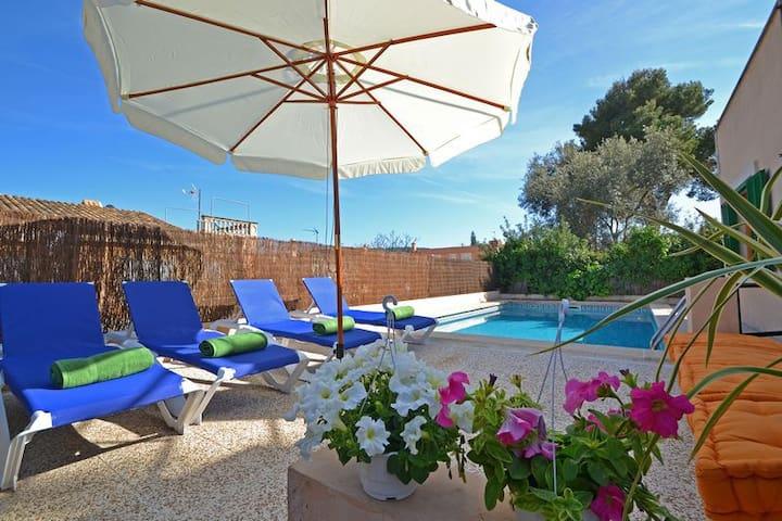 R.088 Villa with pool near Porto Adriano - El Toro - 獨棟