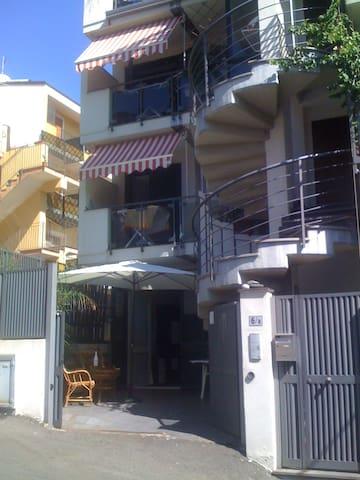LA SILVA Taormina Tra Mare e Natura - Santa Teresa di Riva - Huis