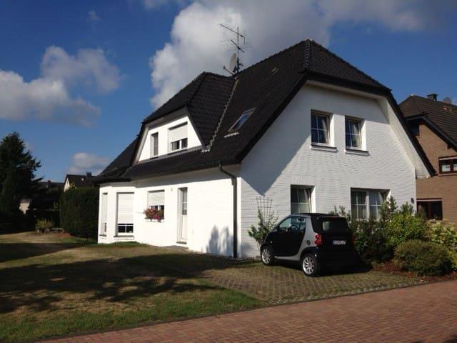 Ferienappartement in Dinslaken - Dinslaken - Leilighet