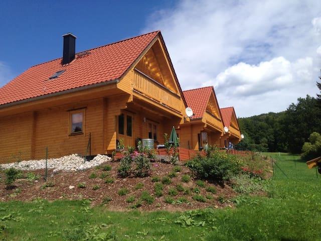 Blockhaus für maximal 8 Personen (III) - Bad Sachsa - Casa