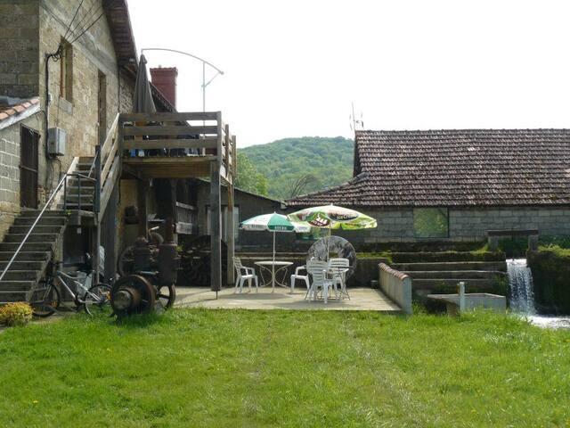 Gite au moulin canal de pêche - Lespielle - Departamento
