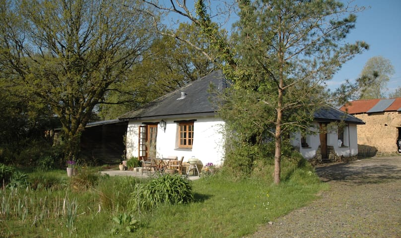 """Great Burrow Cottage. Dartmoor views,""""Rustic chic"""" - Bratton Clovelly"""