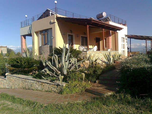 A villa with an amazing sea view. - Καλαμάκι - Villa