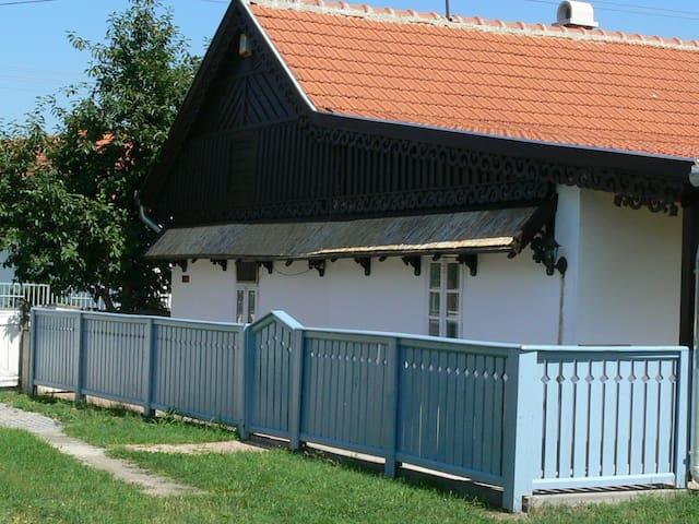 Ferienhaus am Theiß-See - Poroszló - Casa