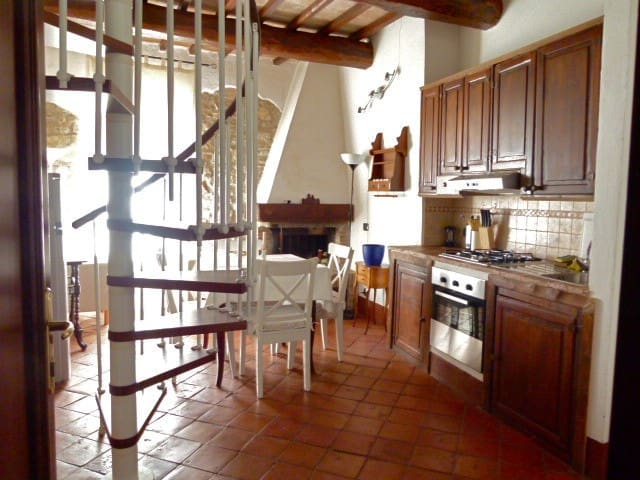 Romantic retreat in Manciano - Manciano - Huoneisto