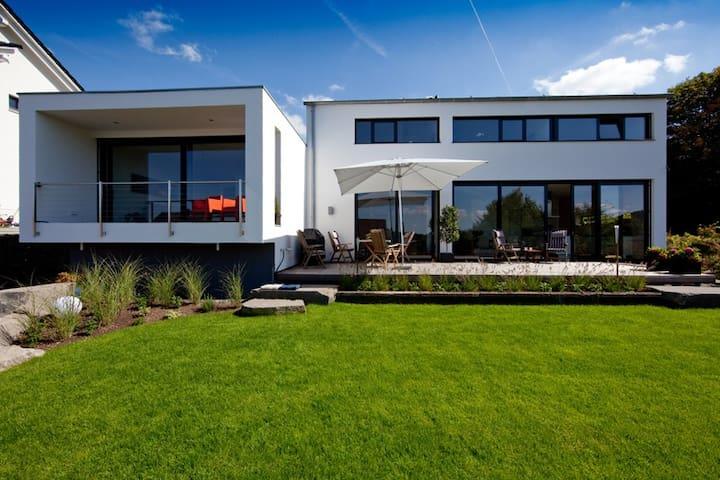 Design-Appartement in denWeinbergen - Mertesdorf - Departamento