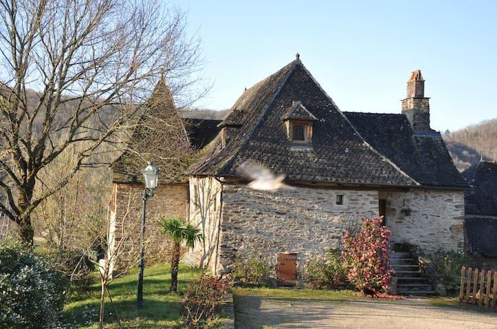 Charme dans la vallée de la Dordogne - Laval-de-Cère - Hus