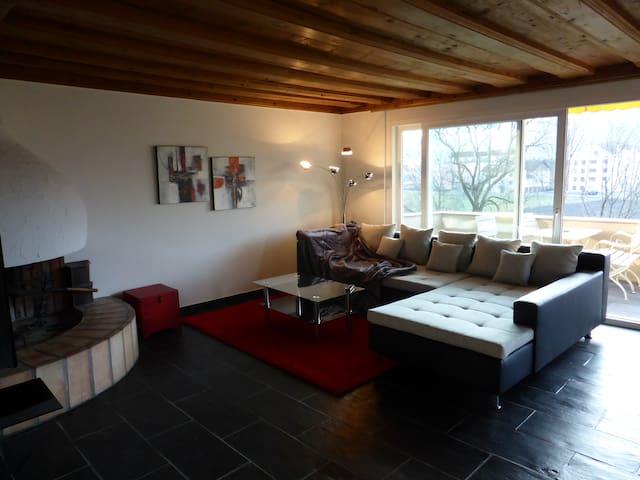 Exlusives Penthouse Apartment - Vaduz