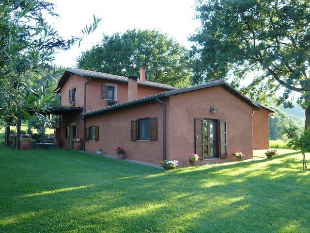 Casa indipendente in Antico Casale - Bassano In Teverina - Casa