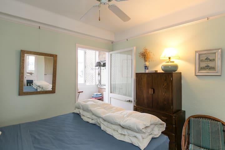 Bedroom and bath luxury ensuite - Santa Eulària des Riu - Annat