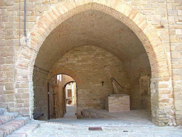CASA VACANZA CASTELLO XIII AVACELLI - Avacelli
