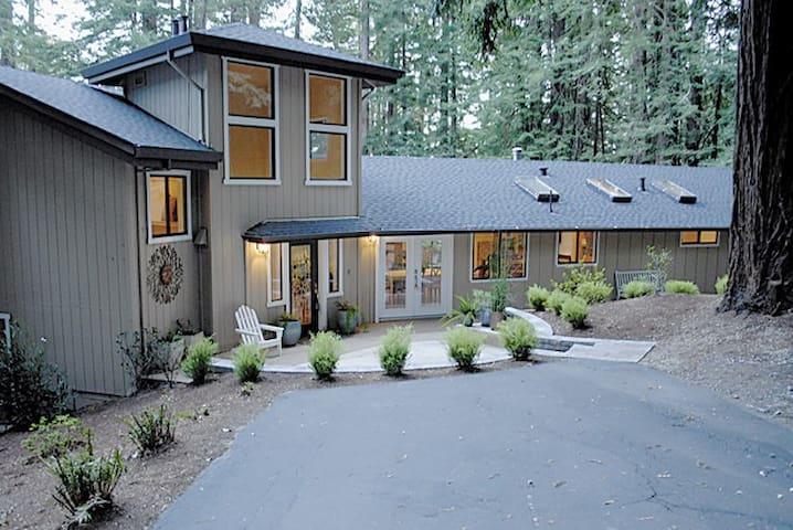Occidental Redwood Retreat - Occidental - Hus