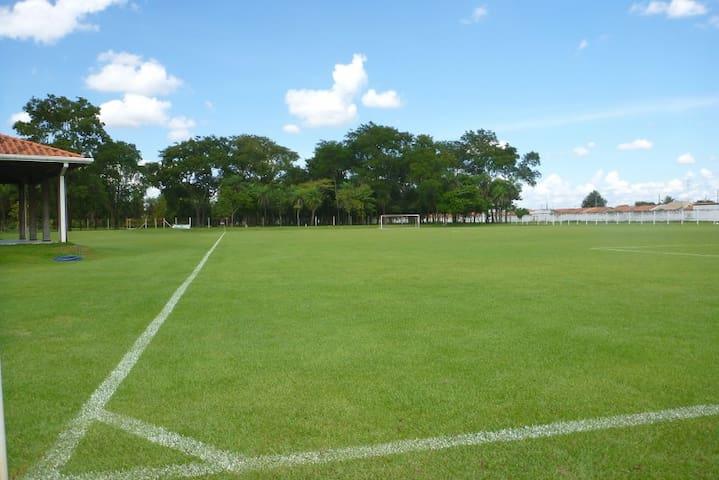 Football Training Center - Room F - Cuiabá - Bed & Breakfast