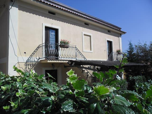 Villa Vignale - San Severino - Appartement