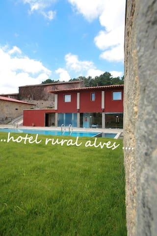 Quarto Duplo - Hotel Rural Alves - Braga - Bed & Breakfast