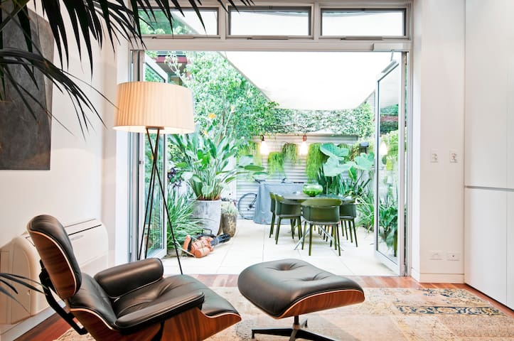 Stylish Surry Hills Terrace - Surry Hills - Ev