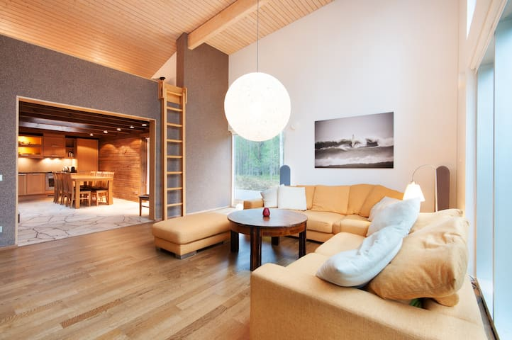 Amazing beach villa in Lohusalu - Laulasmaa - Huis