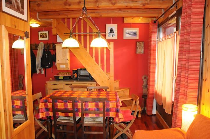 Studio Bilocale a Montgenèvre (FR) - Montgenèvre - Departamento