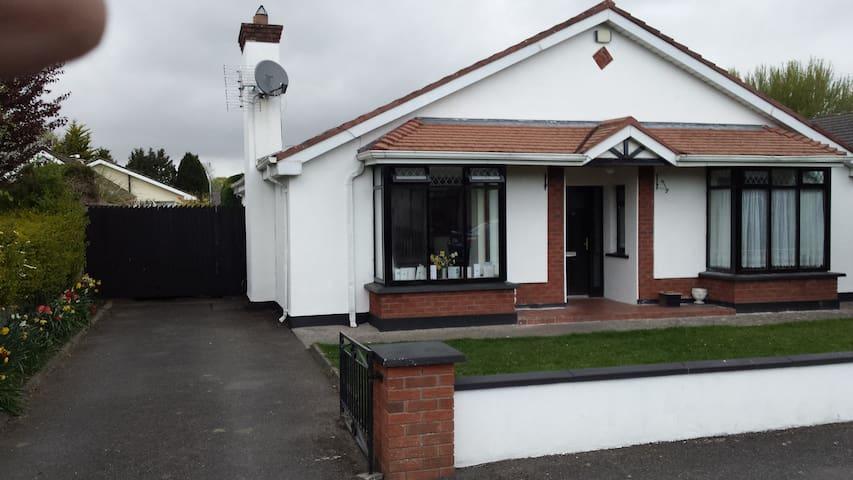 Family friendly stay - Portlaoise - Bungalo