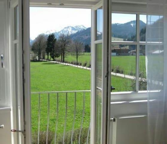 Holiday flat Hausham / Schliersee - Hausham - Apartemen