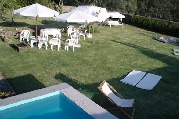 Villa con piscina privada y jardín - Povoa de Varzim - terroso - Villa