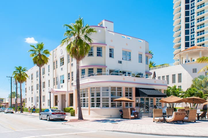 CHARMING STUDIO @ THE BEACH         - Miami Beach - Apartemen
