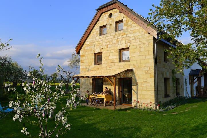 The house with caracter - Všeň