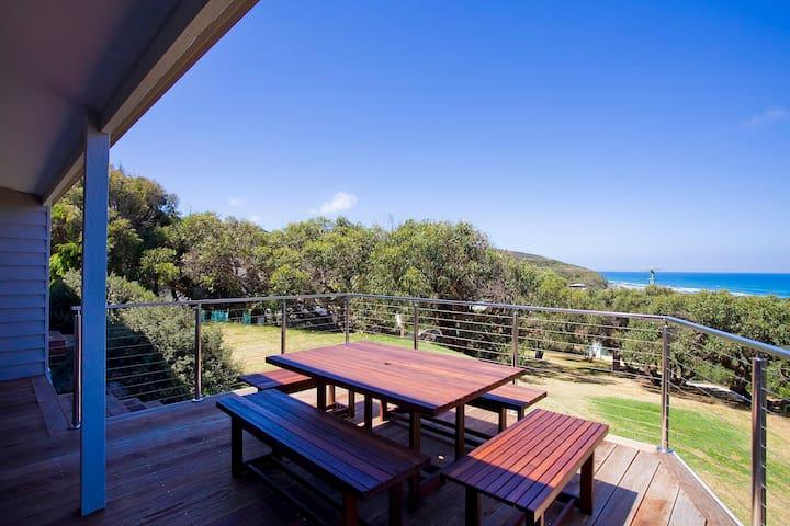 Moggs beach house - Great Ocean Rd - Moggs Creek - Haus